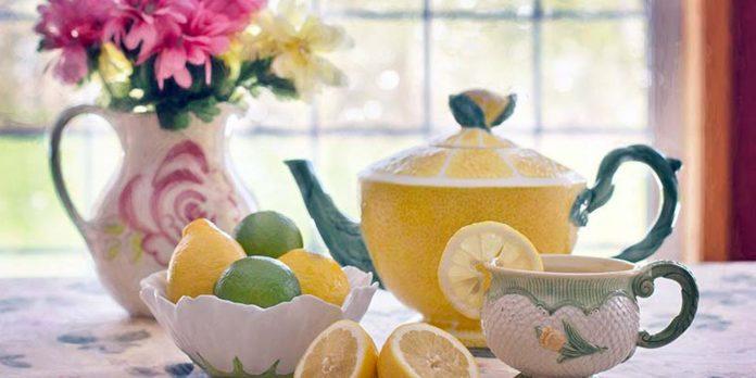 Как правильно пить чай с лимоном без вреда для здоровья
