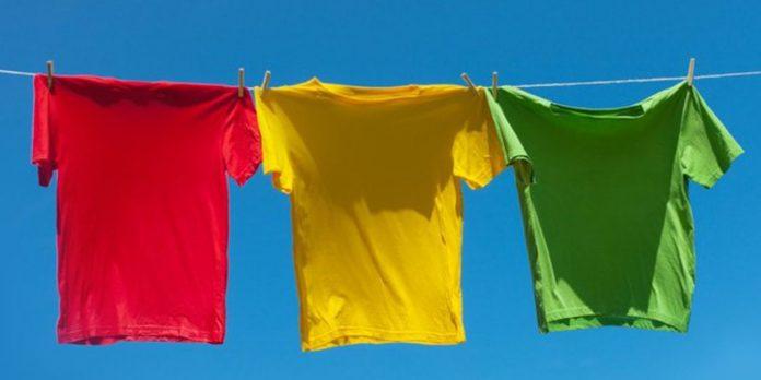 Как закрепить краску на ткани в домашних условиях с уксусом