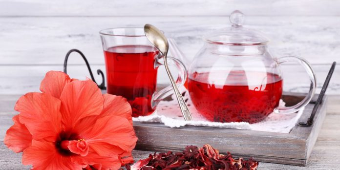чай каркаде от давления каркаде повышает давление или понижает давление