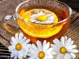 Чай с ромашкой при грудном вскармливании маме в первый месяц
