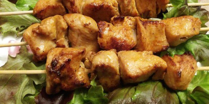 как замариновать свинину для шашлыка в майонезе с уксусом рецепт