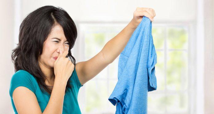 запах одежды