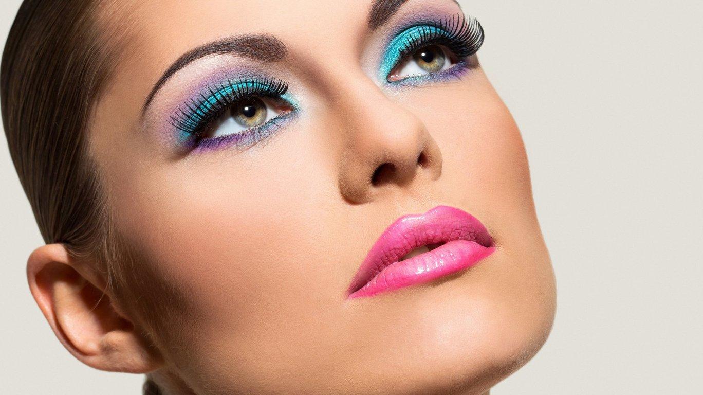 Ботокс и макияж