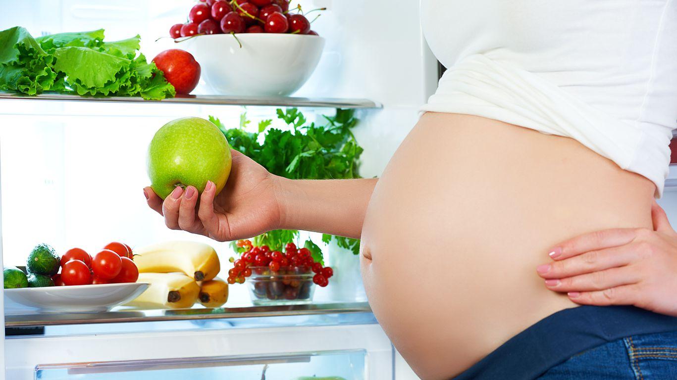Меню во время беременности