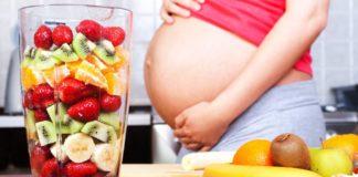 Рацион питания у беременных