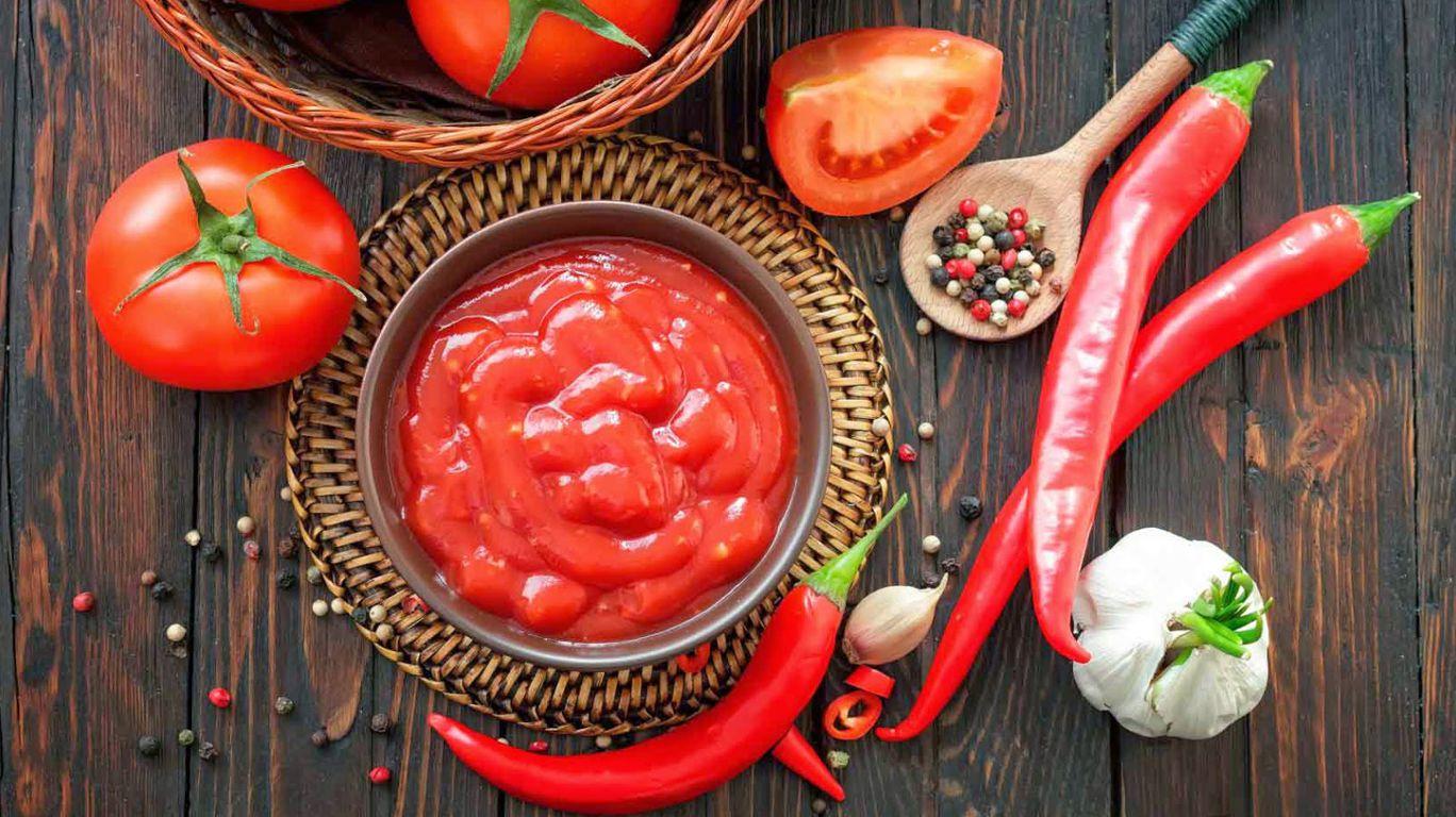 Кетчуп с перцем