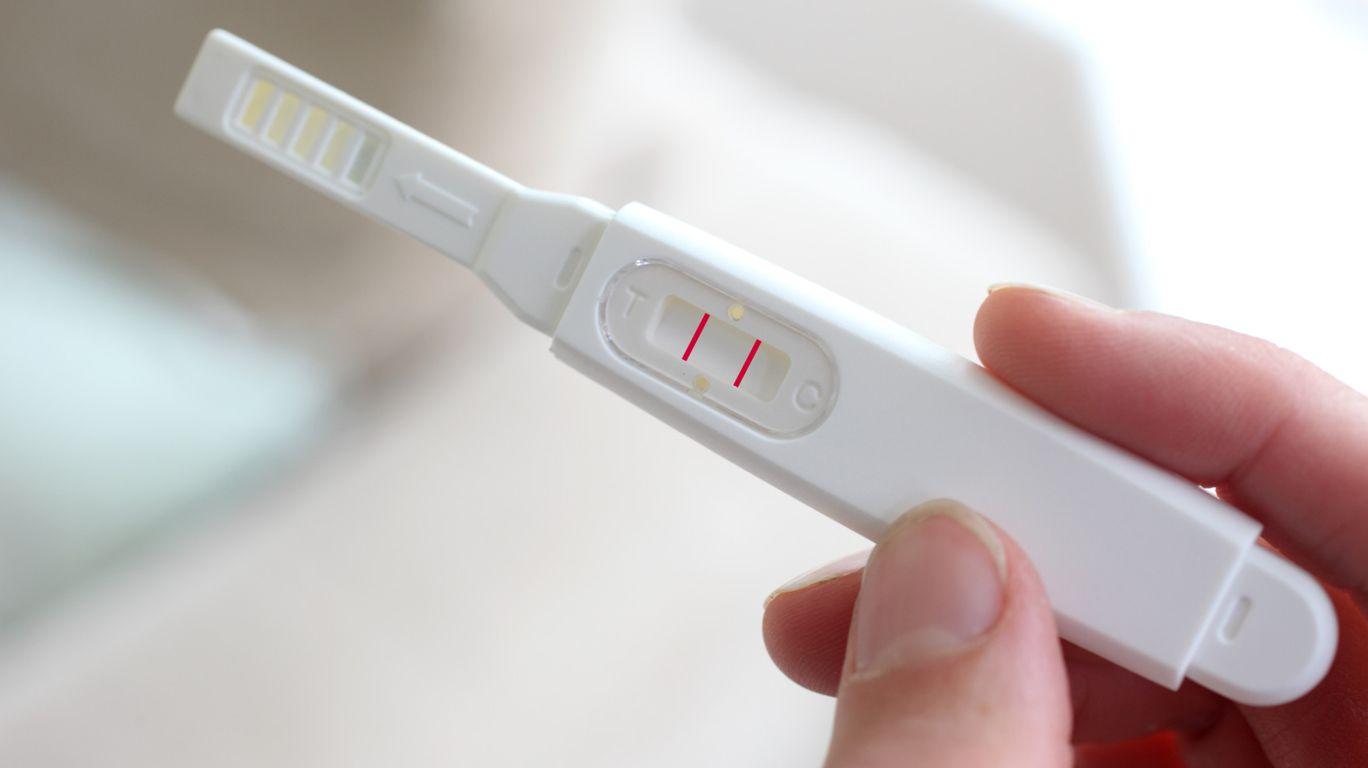 Планшетные тесты на беременность