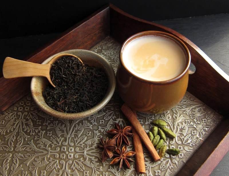 Чай латте, как в Старбаксе