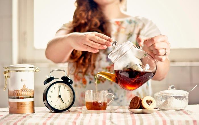 Чай перед сдачей крови