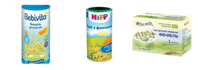 HiPP, Fleur alpine, Bebivita