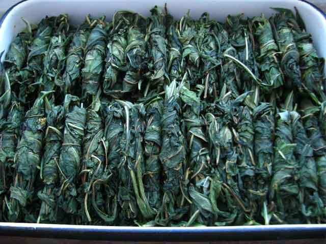 Как ферментировать листья земляники на чай