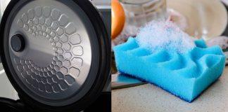 Как отмыть мультиварку от жира внутри в домашних условиях уксусом