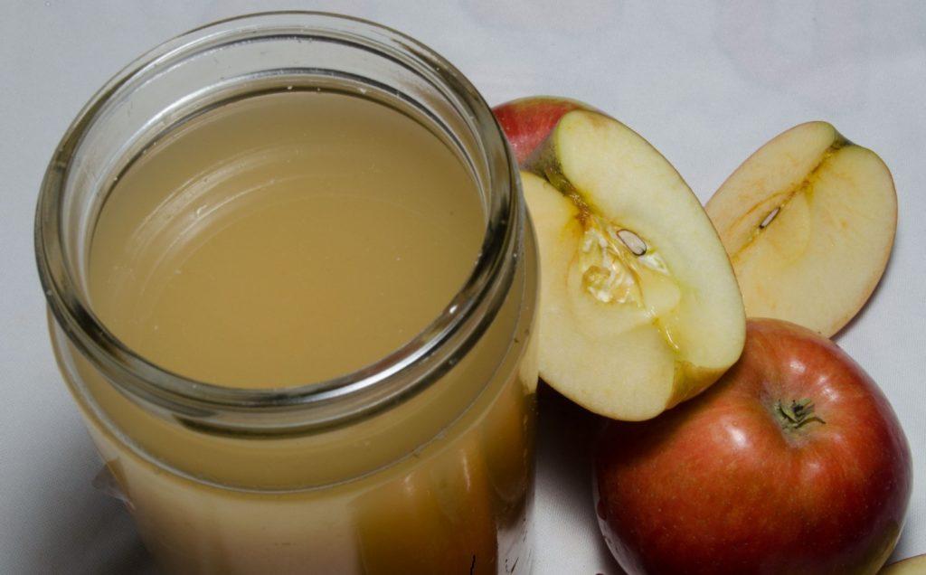 Как приготовить яблочный уксус самостоятельно