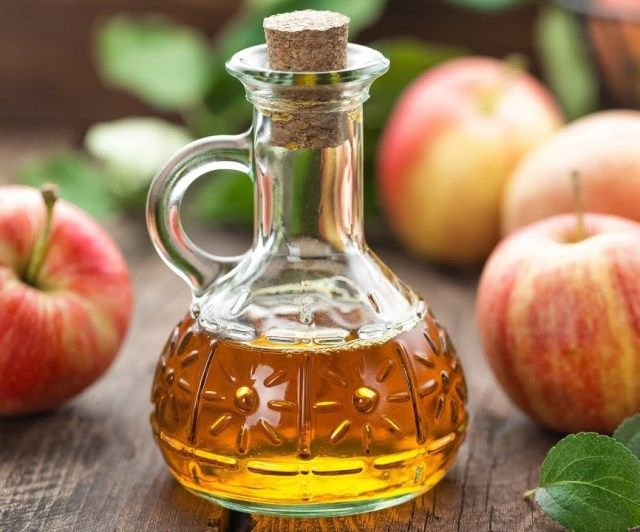 Прием яблочного уксуса внутрь