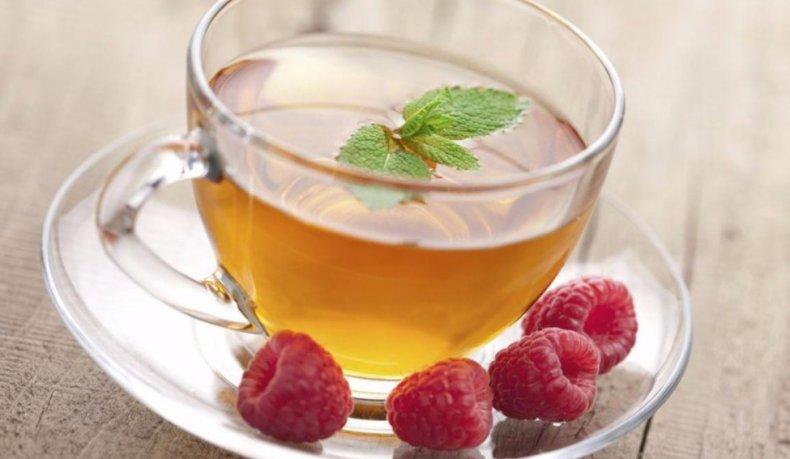 Рецепты вкусного и полезного чая