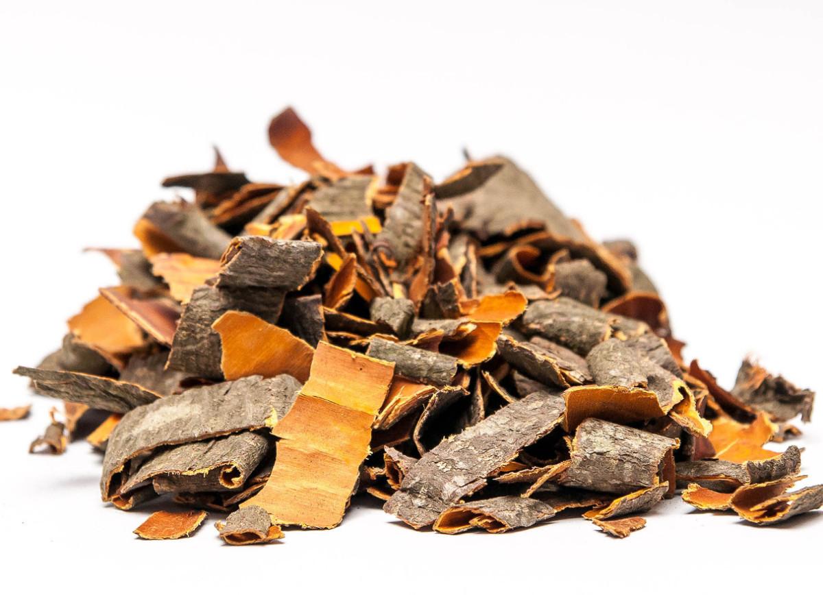 Рецепт чая для похудения на основе крушины