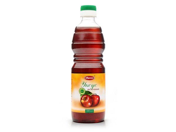 Яблочный перебродивший сидр