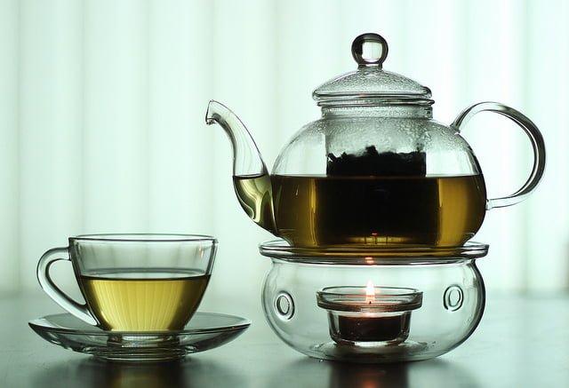 Зеленый чай: мифы