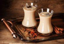 Как сделать чай латте как в старбаксе в домашних условиях