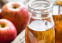 Разжижает ли кровь яблочный уксус если его принимать во внутрь