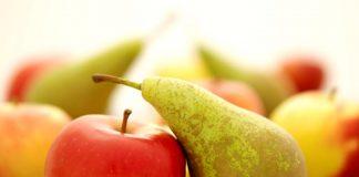 Яблоки и груши